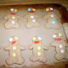 Storybook Gingerbread Men picture