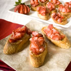 Strawberry Bruschetta picture