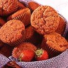 strawberry muffins picture