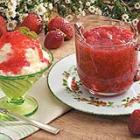 Strawberry Rhubarb Sauce picture