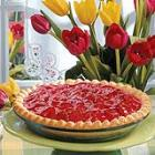Strawberry Satin Pie picture