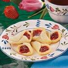 Strawberry Wedding Bell Cookies picture