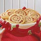strawberry-nut pinwheel cookies picture
