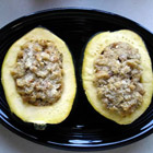 stuffed acorn squash picture