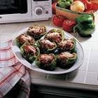 Stuffed Green Pepper Cups picture