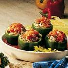 stuffed green peppers picture
