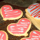 sugar cookie icing picture