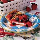 Summer Berry Cheese Pie picture