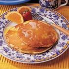 Sunrise Orange Pancakes picture