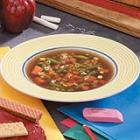 ABC Vegetable Soup picture