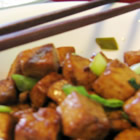 Taiwanese Fried Tofu picture