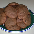 Absolutely Sinful Chocolate Chocolate Chip Cookies picture