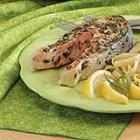 Tarragon Salmon Steaks picture