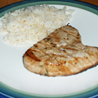 Tarragon Tuna Steaks picture