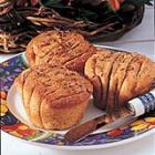 Accordion Rye Rolls picture