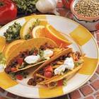 tasty lentil tacos picture