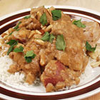 african chicken stew picture
