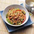 Thai Vegetable Noodles picture
