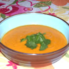 African Sweet Potato and Peanut Soup picture