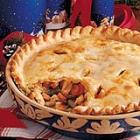after-christmas turkey potpie picture