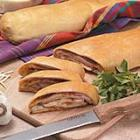 Three-Meat Stromboli picture