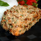 Alaska Salmon Bake with Pecan Crunch Coating picture