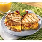 Toasted Breakfast Panini Melt picture