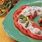 Tomatoes with Basil-Garlic Dressing picture