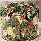Tossed Spinach Salad picture