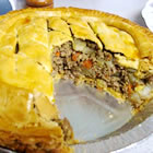 Tourtiere (Meat Pie) picture
