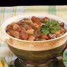 Traditional Lamb Stew picture