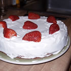 tres leches cake picture