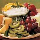 tropical fruit dip picture