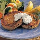Tuna Patties with Dill Sauce picture