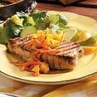 Tuna Steaks with Salsa picture