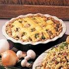 Turkey 'n' Stuffing Pie picture