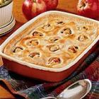 turkey apple potpie picture