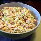 Turkey Red Grape Salad picture