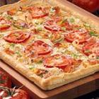Turkey Tomato Pizza picture