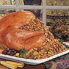 Turkey with Chestnut Stuffing picture