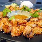 Twice-Cooked Coconut Shrimp picture