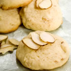 Almond Cookies I picture