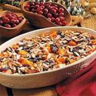almond cranberry squash bake picture