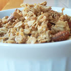 Almond Maple Granola picture