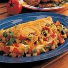 Very Veggie Omelet picture