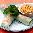 Vietnamese Fresh Spring Rolls picture