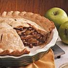 Walnut Apple Pie picture