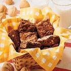 walnut brownies picture