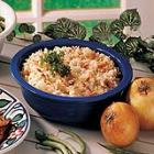 almond rice pilaf picture