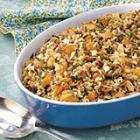 almond wild rice picture
